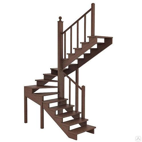 Лестница из дуба | Центрлестниц