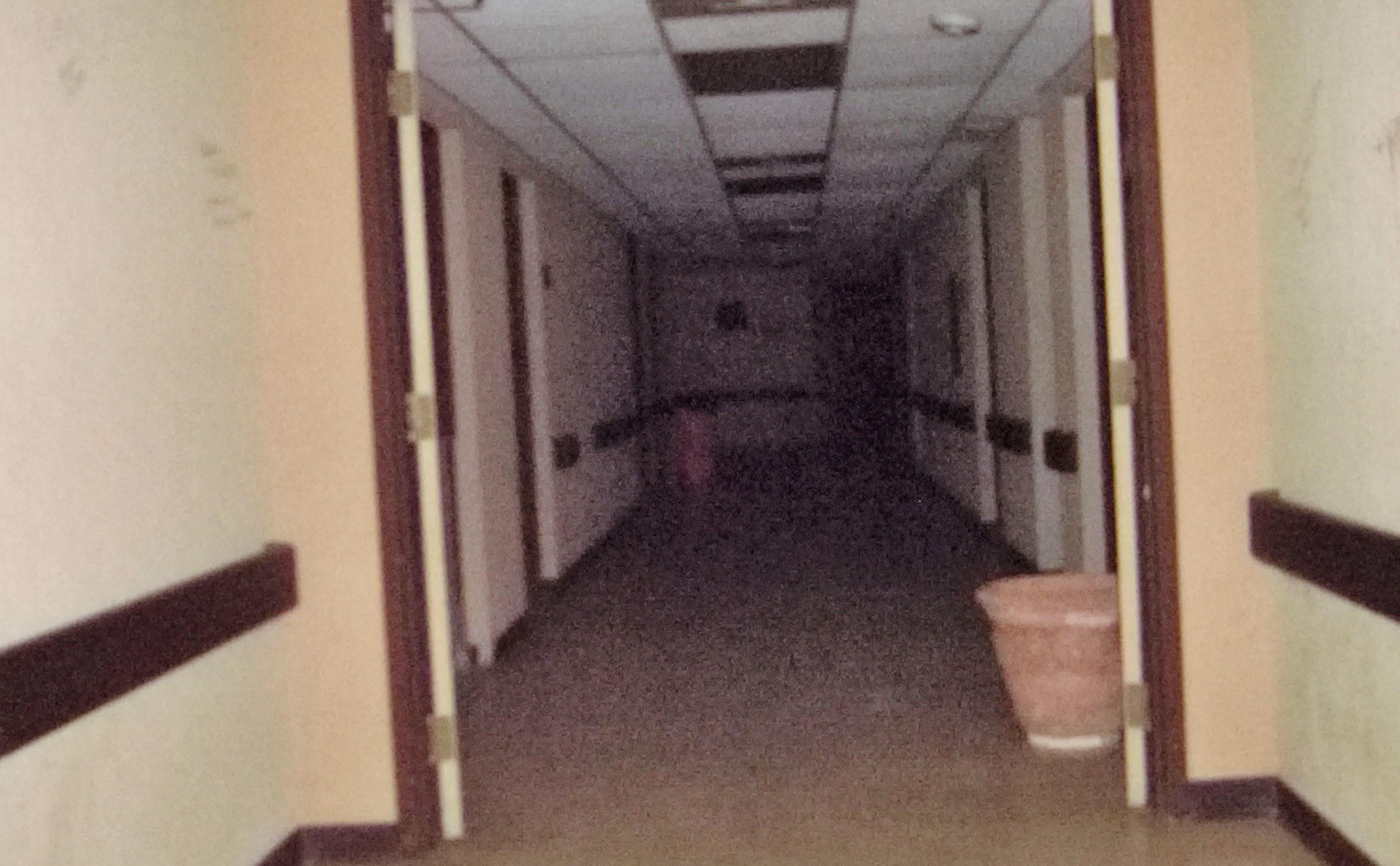Image in hallway