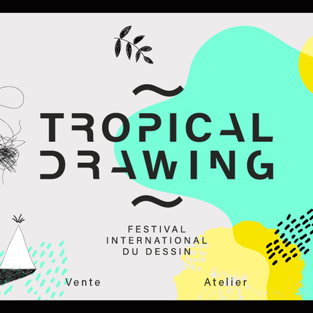 Festival Tropical drawing