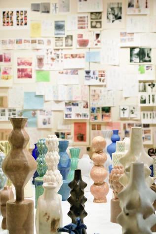 """The way I look for."" IDEE SHOP Jiyugaoka Gallery and Books, Tokyo 2019"