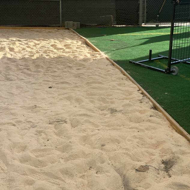 The Sand Pit