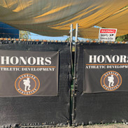 Entrance to HONORS