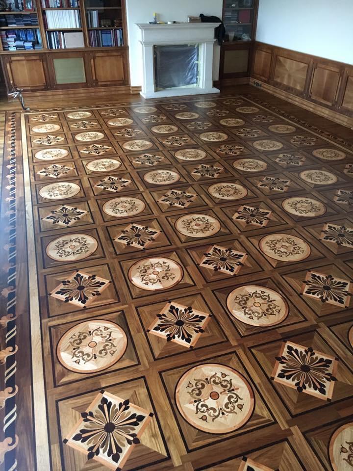 pavimenti in legno classici