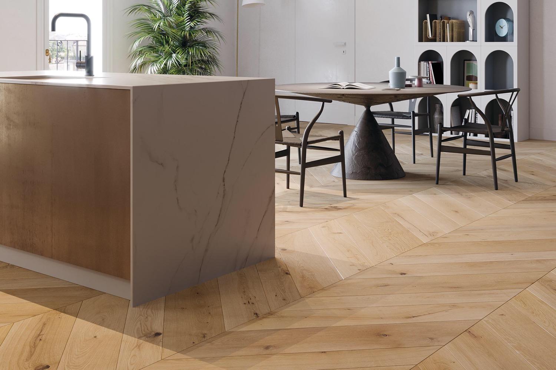 pavimenti spina Francese gigante larghezze varie
