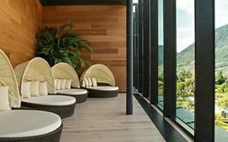 il legno crea atmosfere naturali