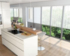 Roller blinds, automated blinds, Cape Town