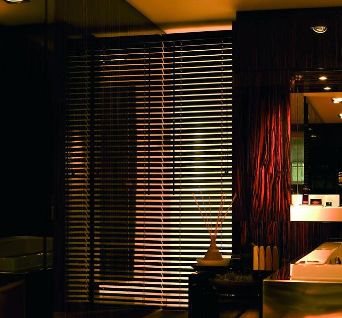 Wood-venetian-blinds   Cape Town