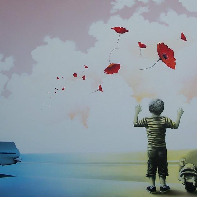 Warren Salter Art - If not for you