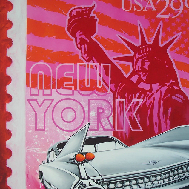 Warren Salter Art - New York
