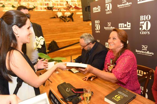 Sonia Hess e Arthur Bezerra