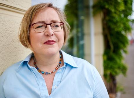 Bielefelder Oberbürgermeisterwahl 2020 - Interview mit Kerstin Haarmann (DIE GRÜNEN)