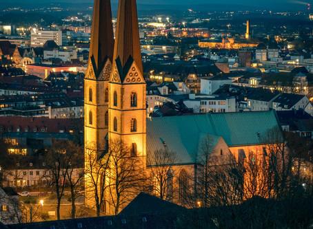Grundrauschen: Interviews zur Bielefelder Oberbürgermeisterwahl