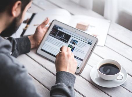 Corporate Blog - wie Sie mit Blogtexten Ihr Unternehmen pushen