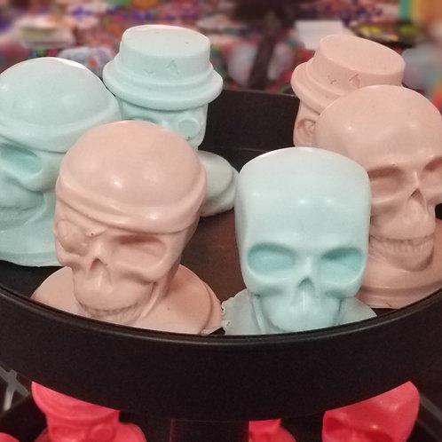 Decorative Skulls Soap