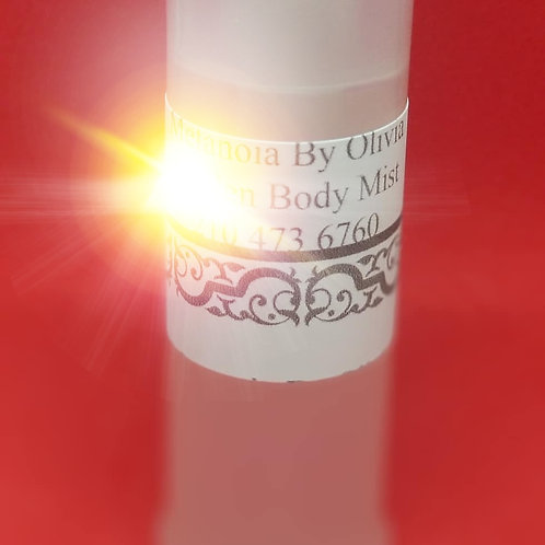 Sea Goddess Body Mist (1 oz)