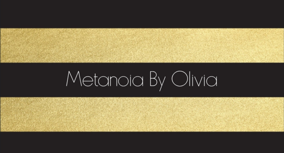 Book Metanoia By Olivia for Events