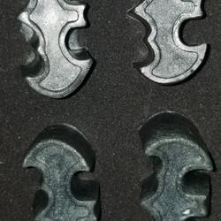 Batman small symbols