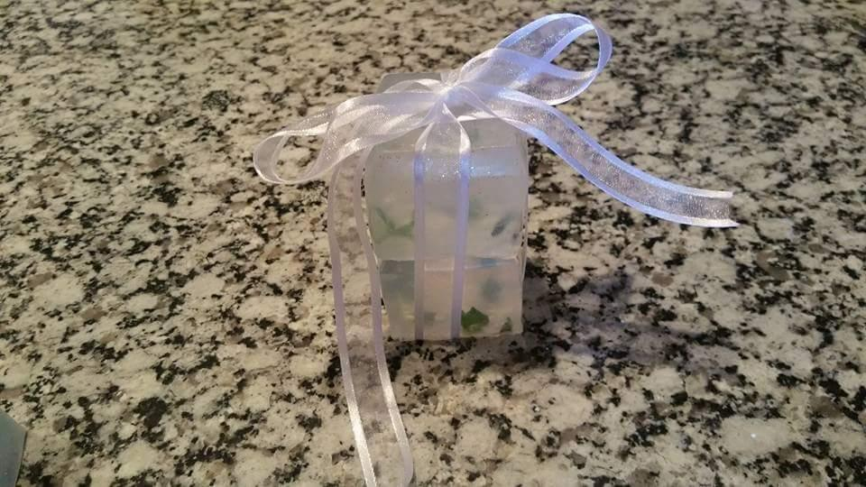 Glycerin Mint Soap