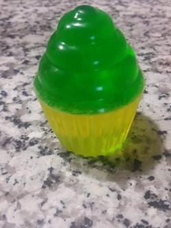 Cupcake Soap $2.00