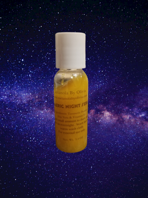 Turmeric Night Serum