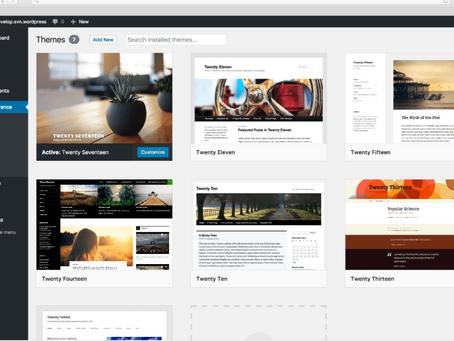 Pourquoi crée son site avec Wordpress ?
