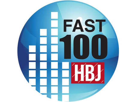 Maxx Builders named in Houston Business Journal's list of Fast 100: Houston Area's fastest growing