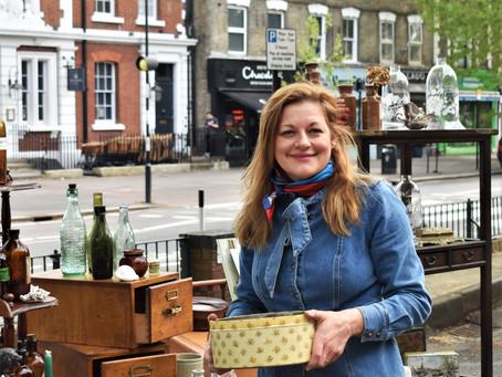 Chiswick High Road Antiques Market Returns