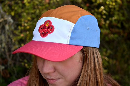Immaculate Heart of Mary Camp Hat