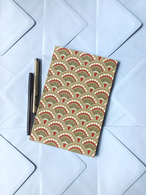 Chaste Heart Notebook