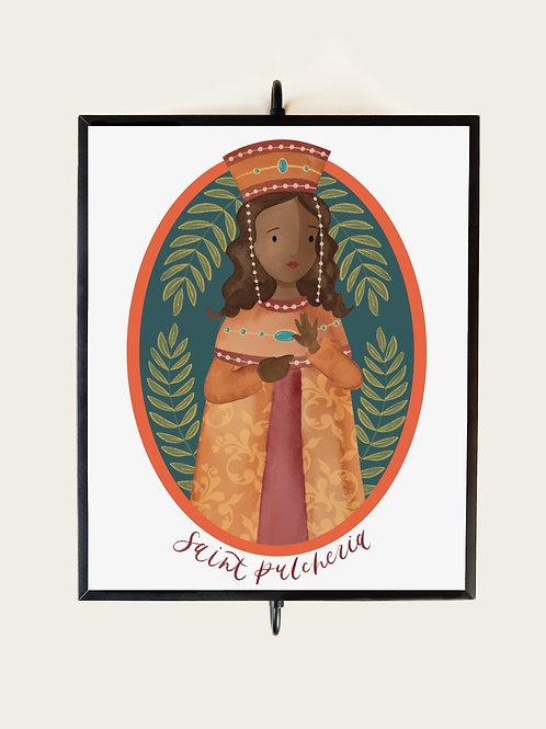 Saint Pulcheria   Digital Download