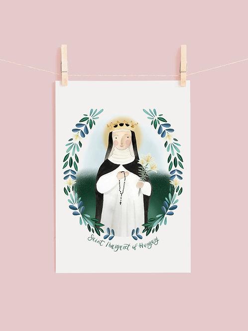 Saint Margaret of Hungary