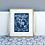 Thumbnail: Cyanotype Nativity Print