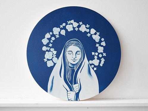 "The Annunciation no. 1 | 18"""