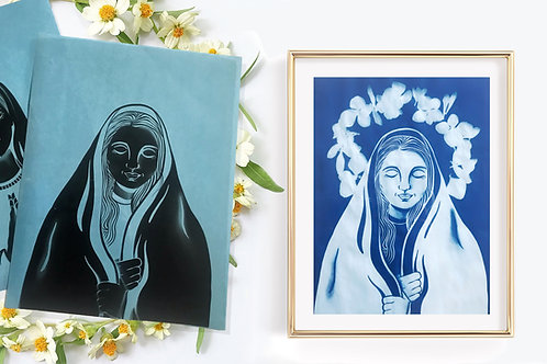 Mary Cyanotype Crowning Kits