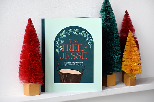 The Tree of Jesse Paperback Book