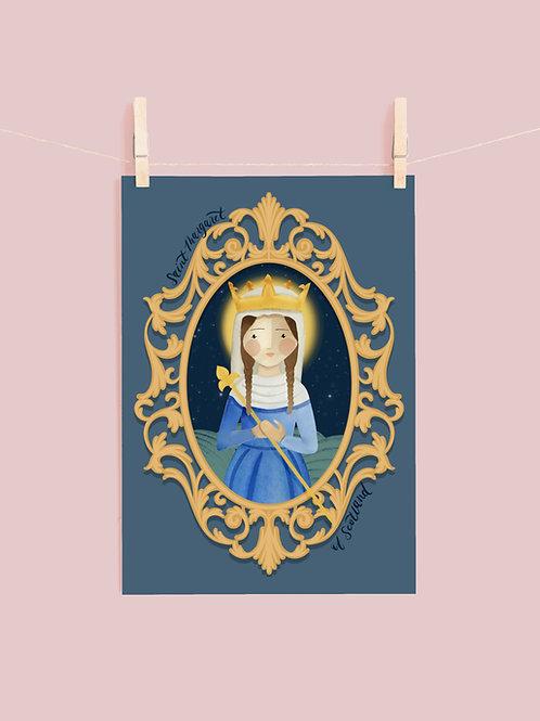 Saint Margaret of Scotland | Digital Download