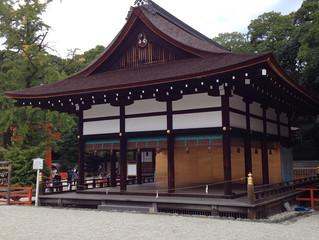 賀茂御祖神社(下鴨神社)-雜談-下
