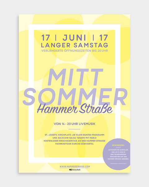 Conception & Layout of the MITTSOMMER Campaign, Münster