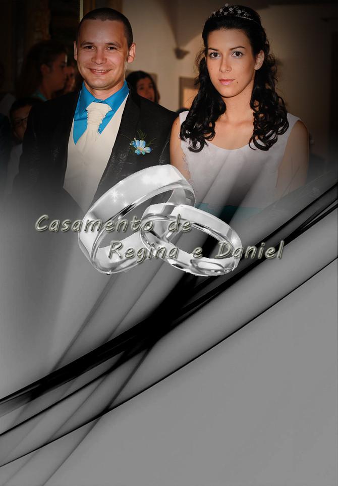 Casamento de Regina e Daniel