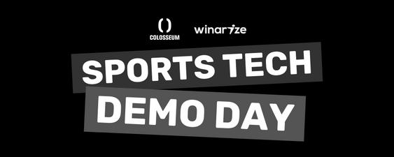 Sports Tech Demo Day