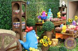 decoração_galinha_pintadinha_fazenda