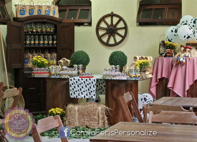 mesa personalizada fazenda