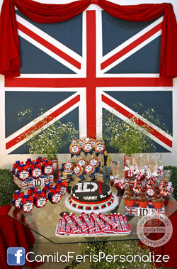 mesa one direction