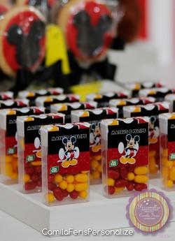 Festa personalizada Mickey