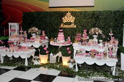 mesa provençal minnie rosa