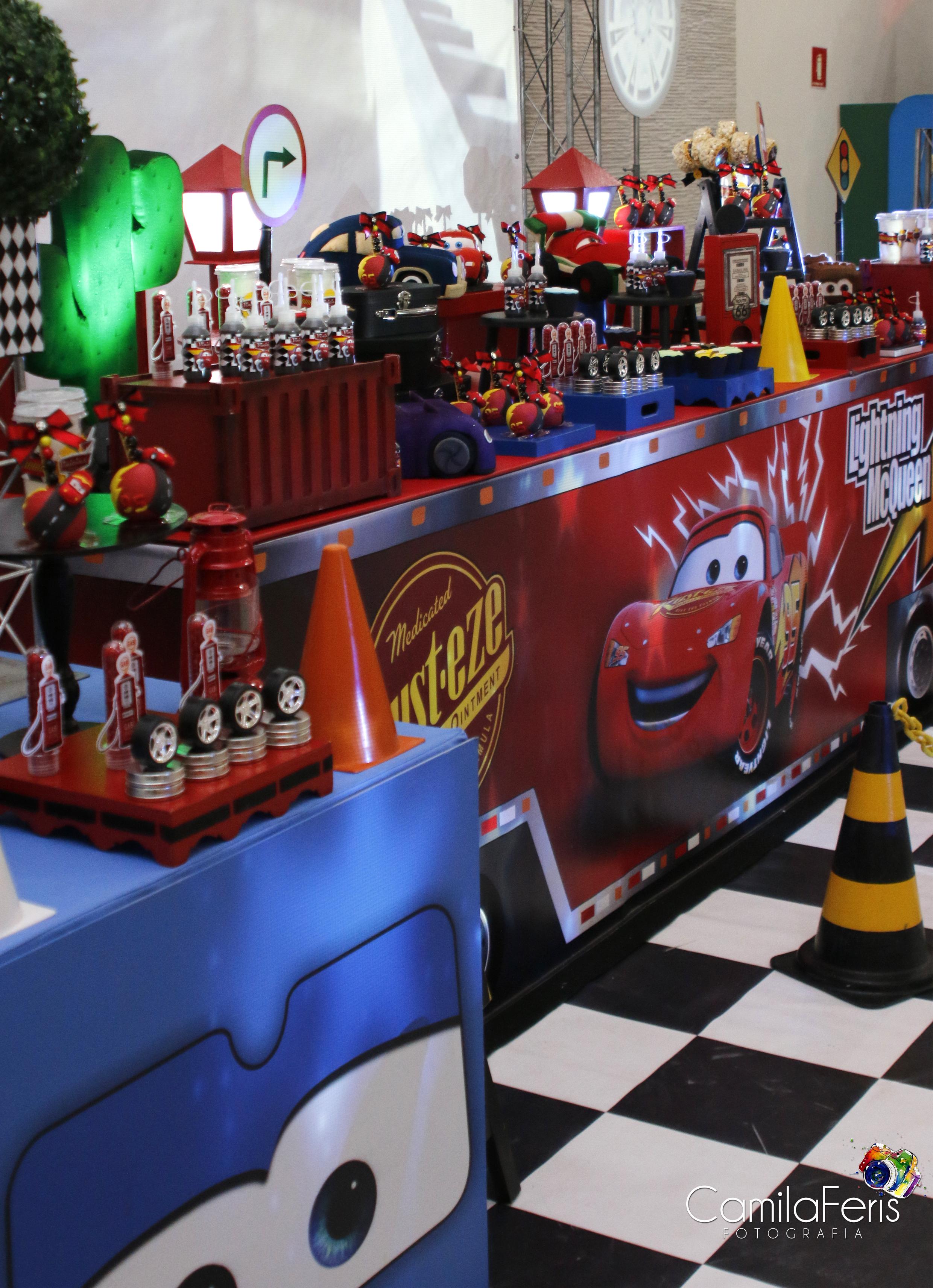 mesa personalizada carros