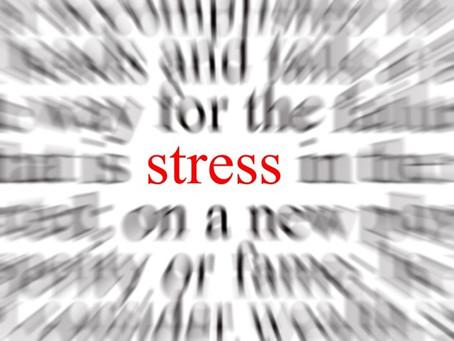 Stress Management is V I T A L!!!