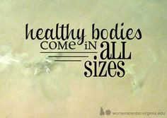 Thin to fat to fit!