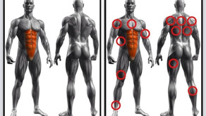The conventional crunch exercise VS the Polykinetics VCC!