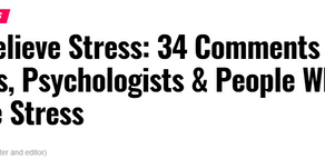 My favorite aspect of the stress-relieving process within Polykinetics. Hint: It's not the results!